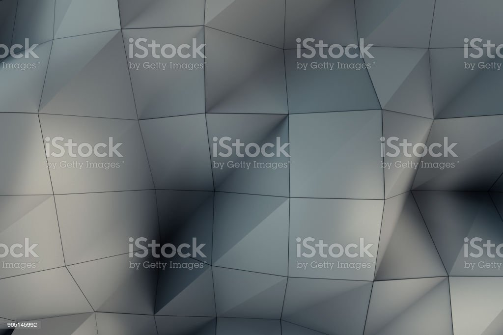 Abstract wire frame surface background royalty-free stock photo