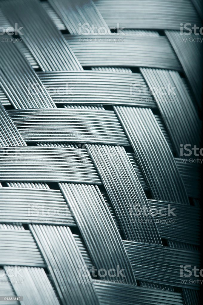 Abstract wire mesh royalty-free stock photo