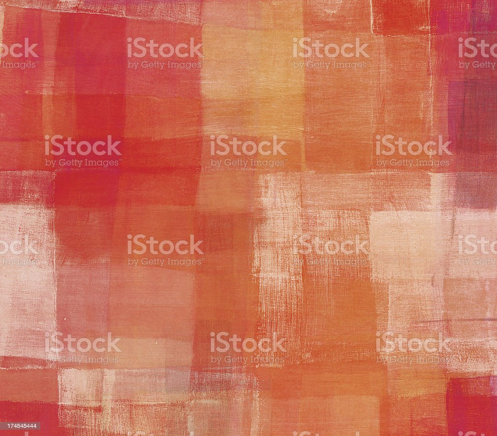 Abstract with Orange and Red royalty-free stock photo