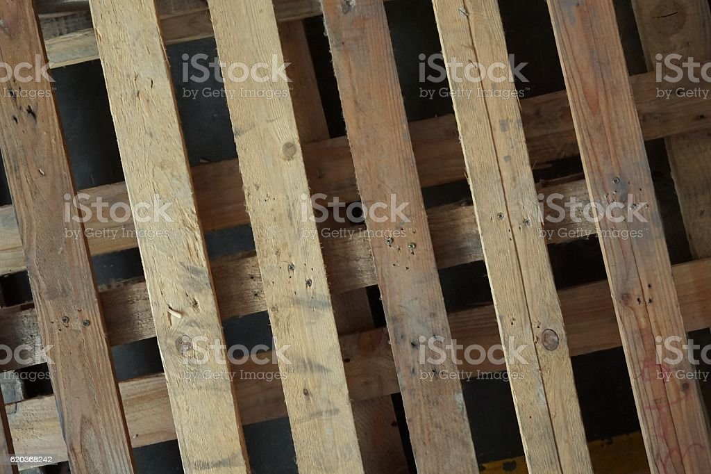 abstract wood pallet foto de stock royalty-free