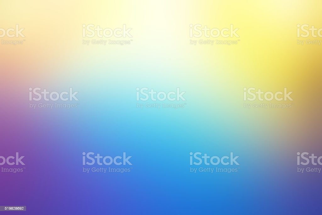 Abstract Yellow Blue Purple Background stock photo