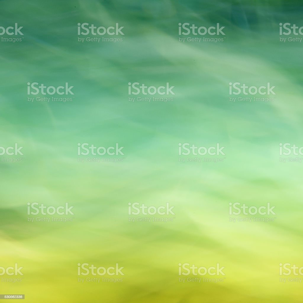 Abstract Yellow Green Nature Modern Background stock photo