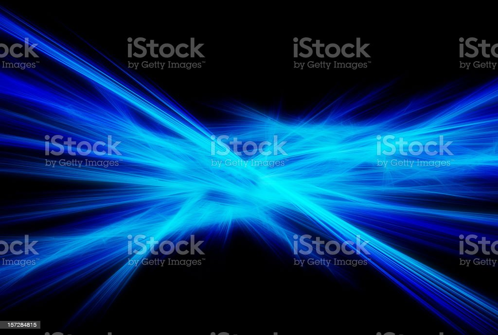 Abstract_BLE royalty-free stock photo