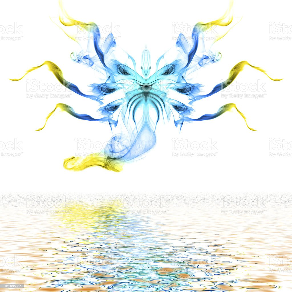 Abstraction. royalty-free stock photo