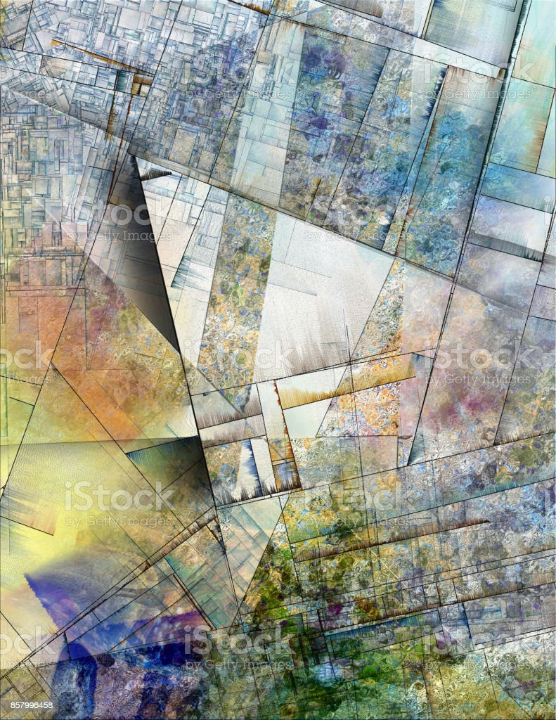 Abstraction stock photo