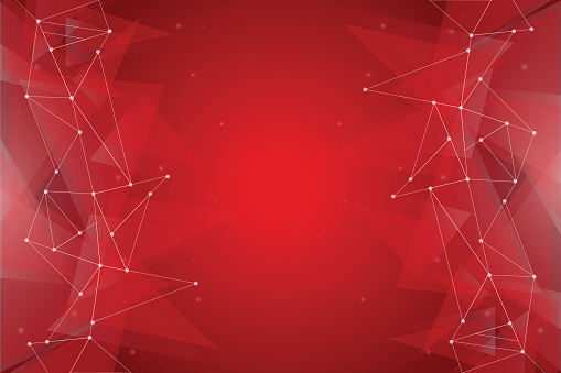 952039816 istock photo Abstracts Red background stock photo 1208551807
