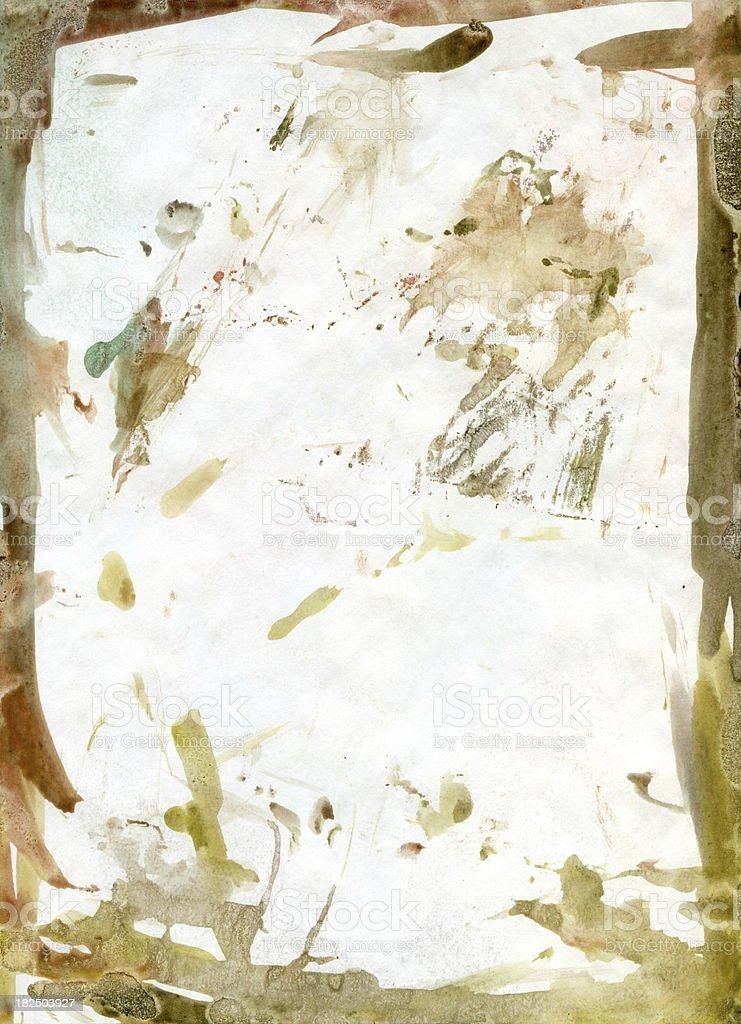 abstrakt painted royalty-free stock photo
