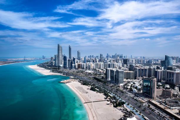 Abu Dhabi-Bucht – Foto