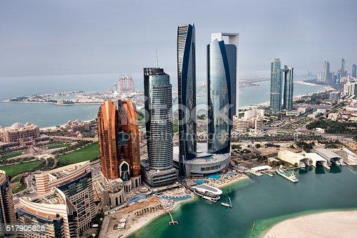 istock Abu Dhabi landmarks 517905628