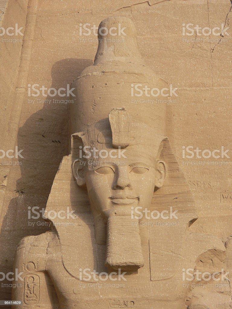 Abu Simbel 5 Lizenzfreies stock-foto