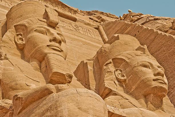 Abu Simbel, Ägypten – Foto