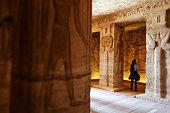 Temple, Abu Simbel, Egypt, travel destination, ancient, ruins, hieroglyphs, epic, tourist, traveler