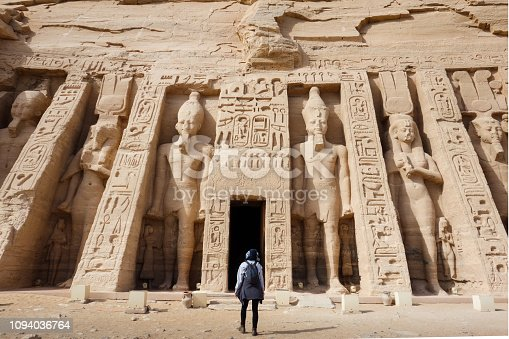Temple, Abu Simbel, Egypt, travel destination, ancient, ruins, hieroglyphs, epic, tourist, traveler
