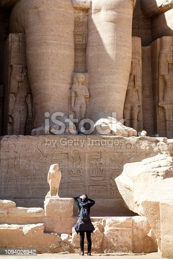 Temple, Abu Simbel, Egypt, travel destination, ancient, ruins, hieroglyphs, epic, tourist, traveler, Nefertari, Rameses II