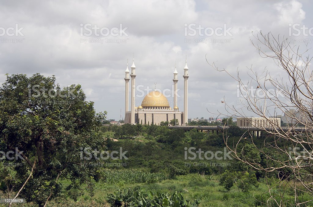 Abuja, Nigeria stock photo