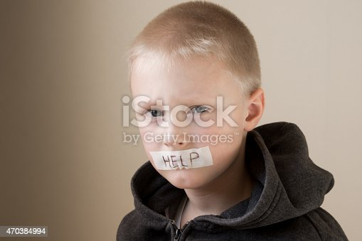 istock Abused child, help 470384994