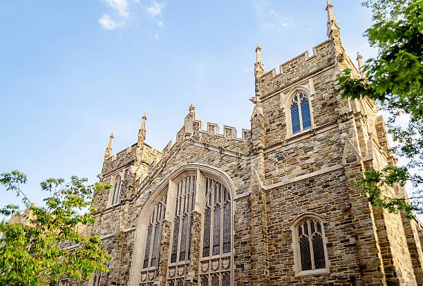 Chiesa battista abissino, New York - foto stock