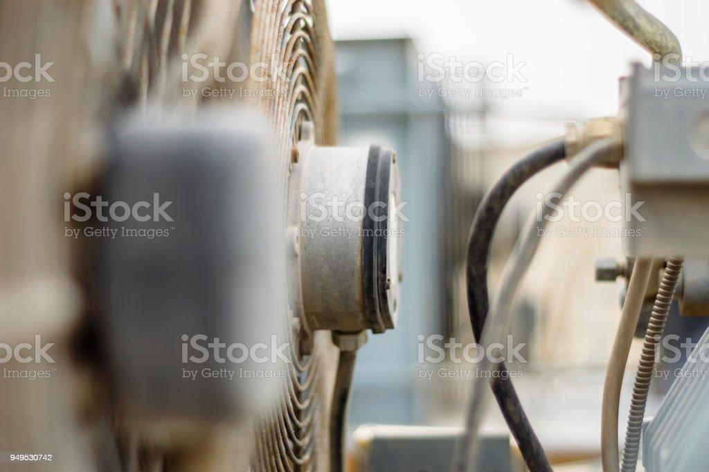 ac fan stock photo