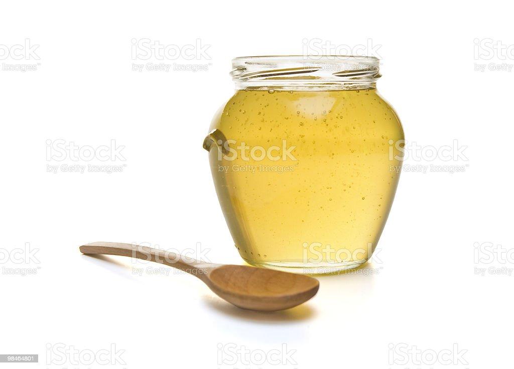 Acacia Honey royalty-free stock photo