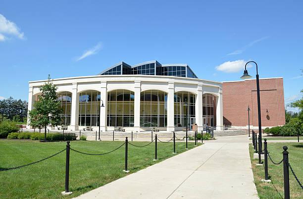 Academic Forum, Kutztown University stock photo