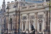 istock Academy of Fine Arts in Dresden 1290878953