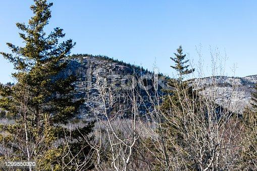 istock Acadia Mountain View 1299850320