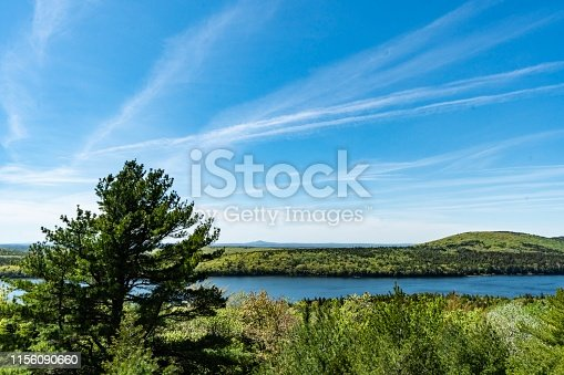 istock Acadia National Park - Bar Harbor, Maine (Cadillac Mountain and Jordan Pond) 1156090660