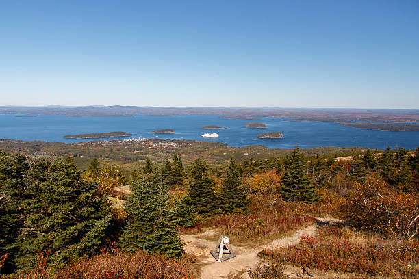 Acadia National Park in Bar Harbor, USA, 2015 – Foto