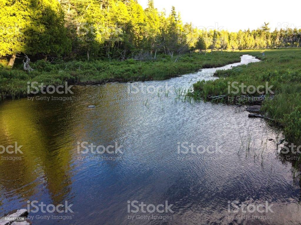 IMG_1615 Acadia National Park stock photo