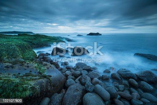 Acadia National Park, Maine, Natural Parkland, USA, Beach