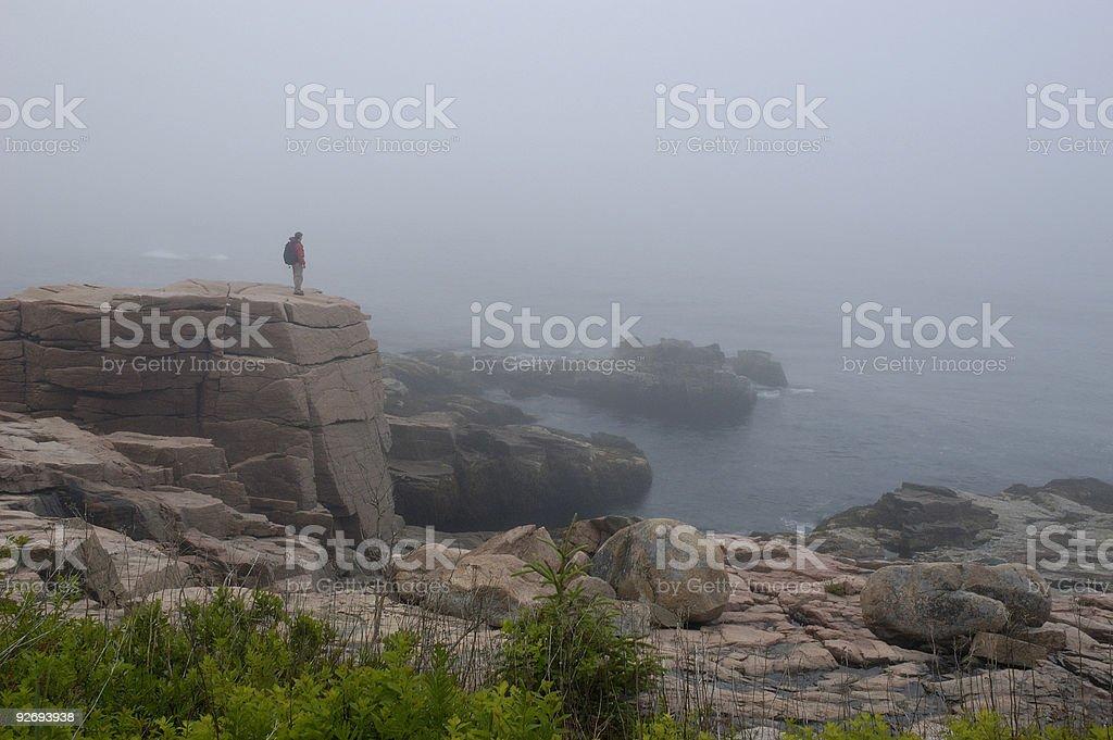 Acadia royalty-free stock photo