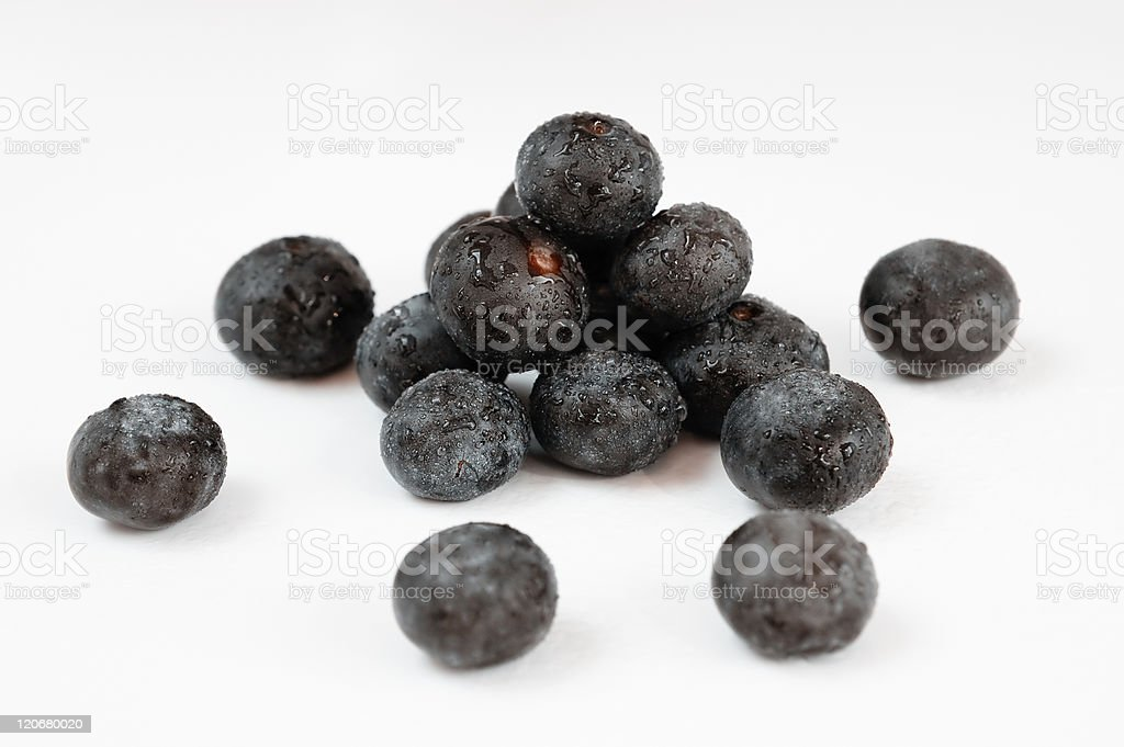 Acai Fruit Berries stock photo