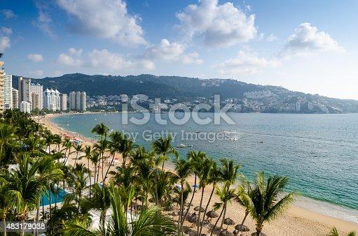 Acapulco beach - Mexico