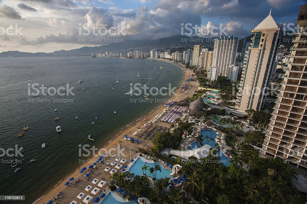 Acapulco stock photo