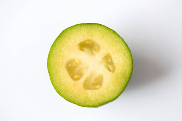 Acca sellowiana Makro – Foto