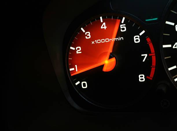 Beschleunigung meter – Foto