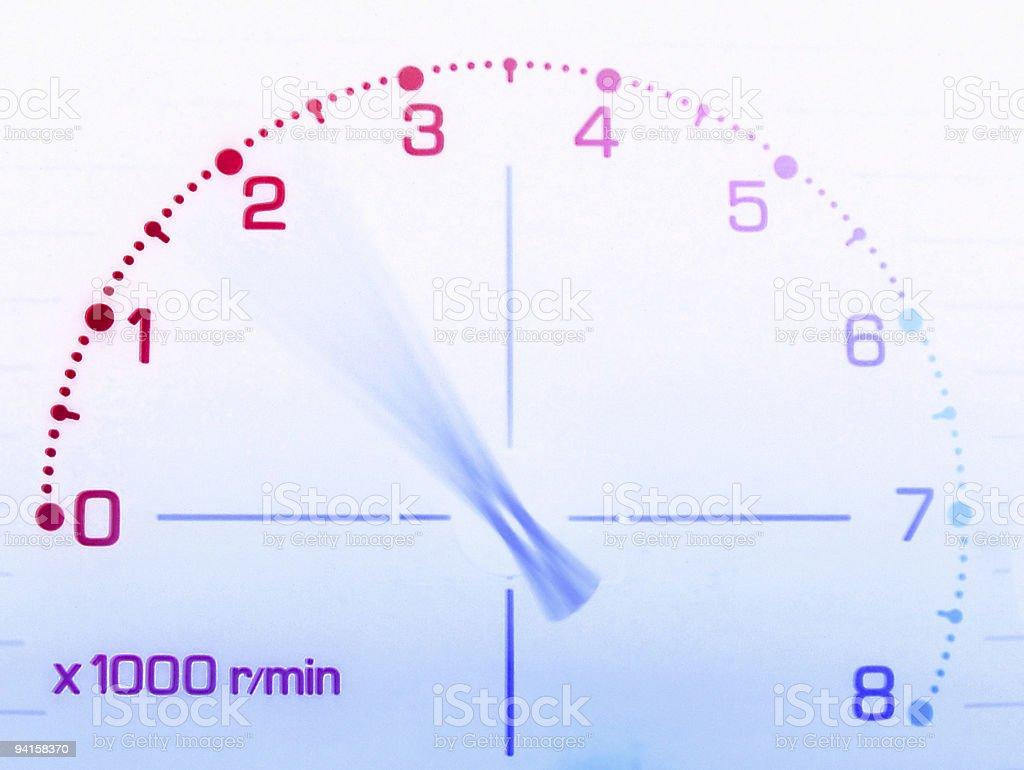 Acceleration stock photo