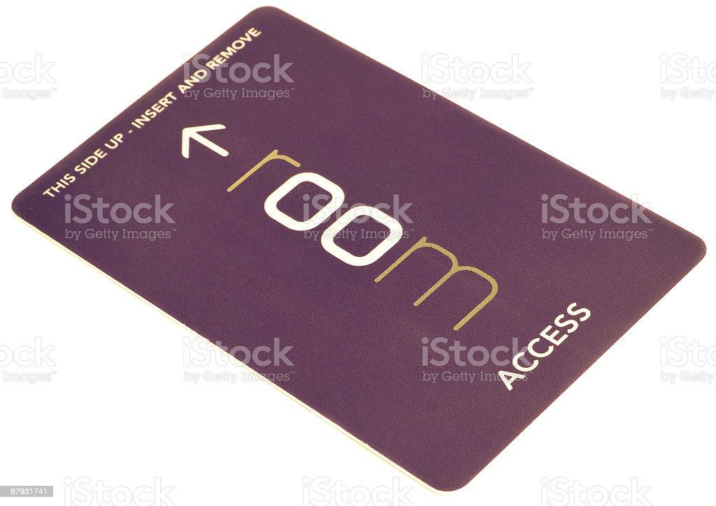 access card royalty-free stock photo