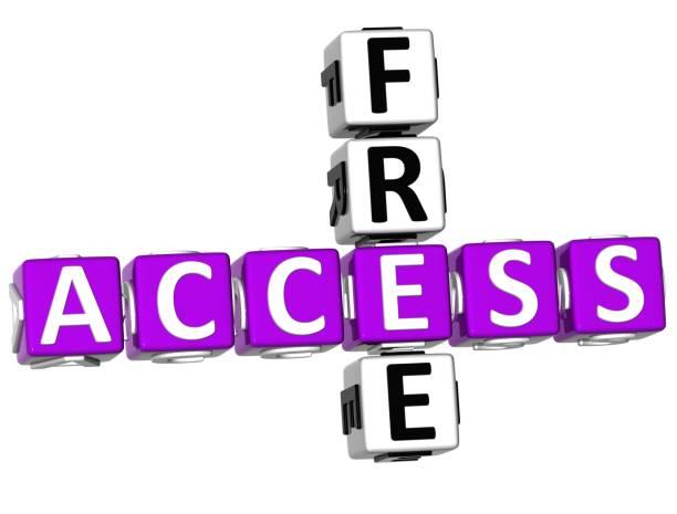 3d zugang kostenlos kreuzworträtsel - kostenlose onlinespiele stock-fotos und bilder