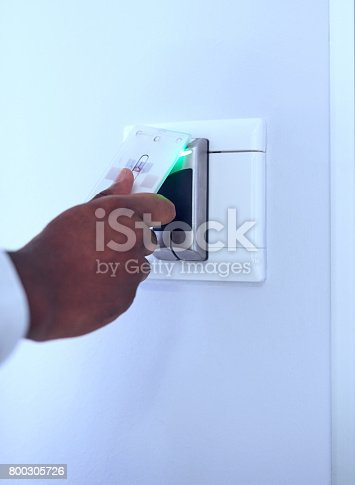 istock Access granted 800305726