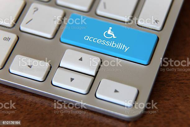 Accessibility disability computer icon picture id610126164?b=1&k=6&m=610126164&s=612x612&h=rzmyi43bh5hdtrmjvyr8ngxa0qicsn4p0luww8iem5q=