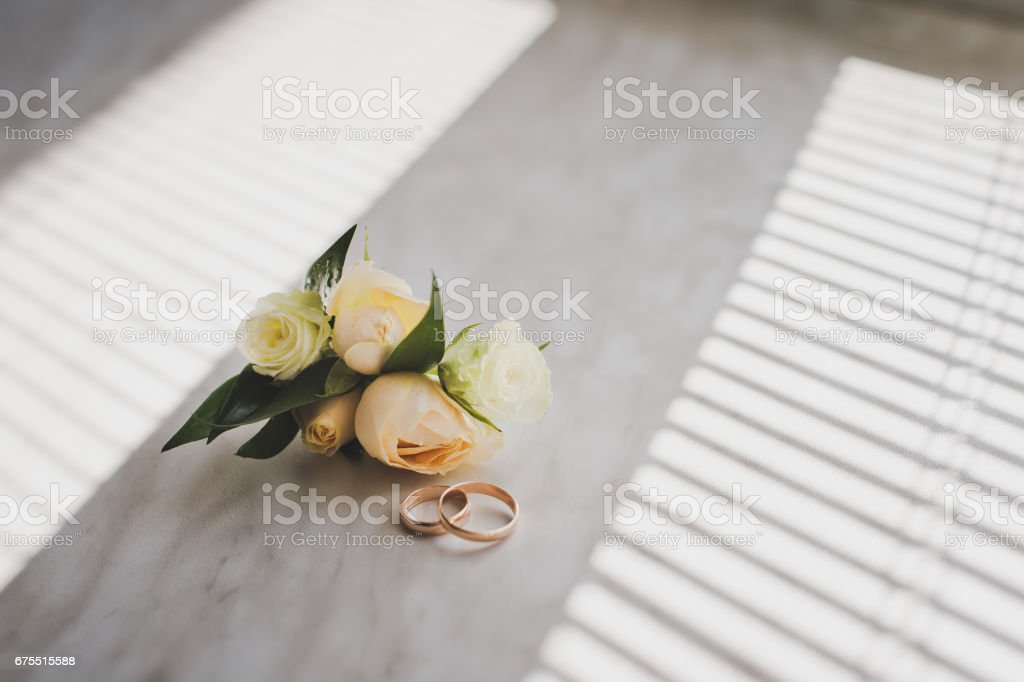 Accessoiry for dressing before the wedding 6528. royalty-free stock photo