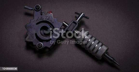 istock accessories for and tattoo machine 1048666536