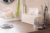 istock accessories in luxury bathroom 1062874772