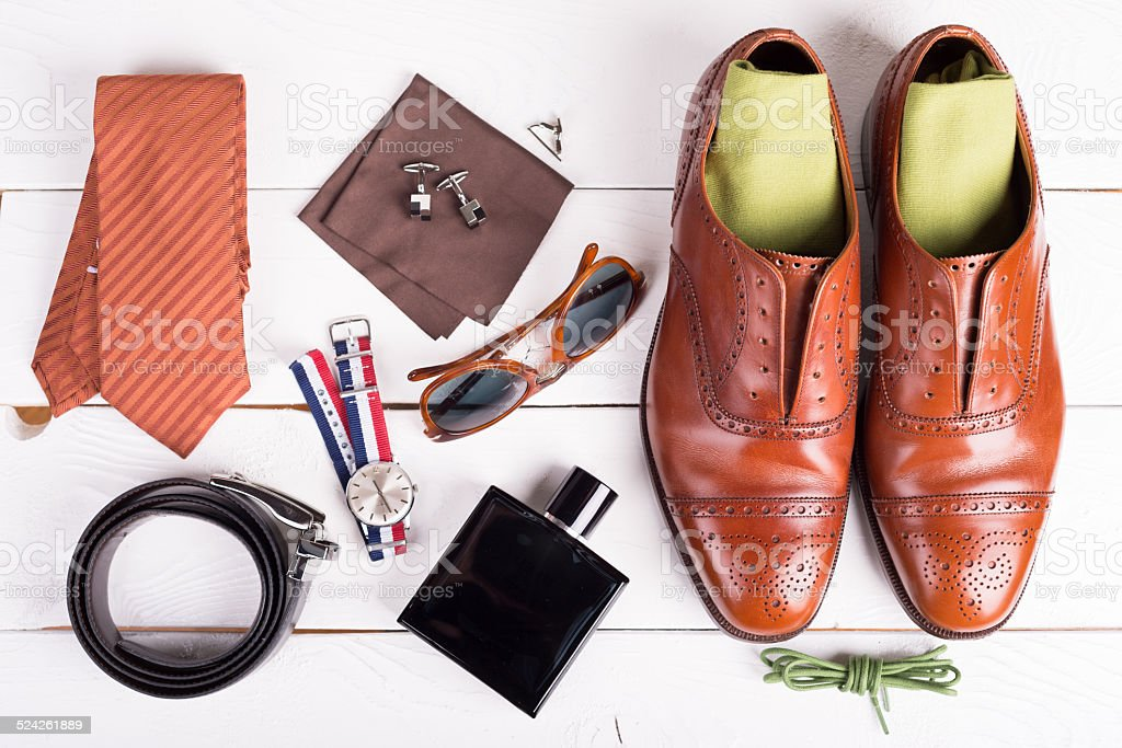 Accessories stock photo