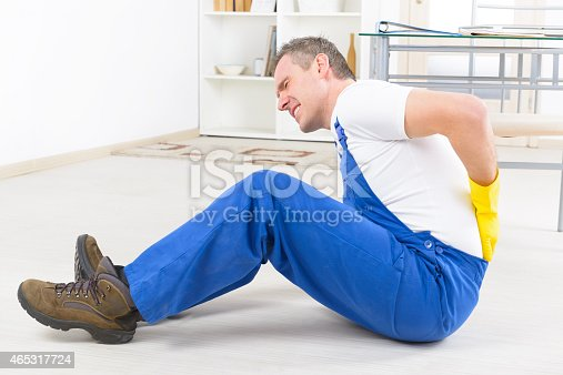 istock Accident at work 465317724