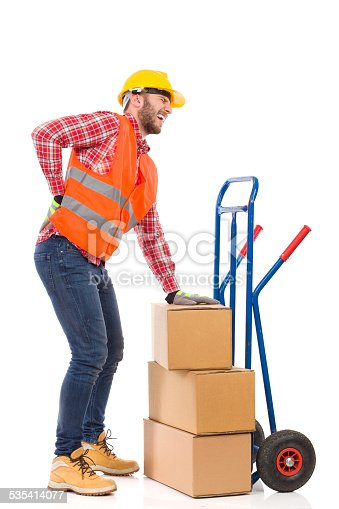 istock Accident at work 535414077