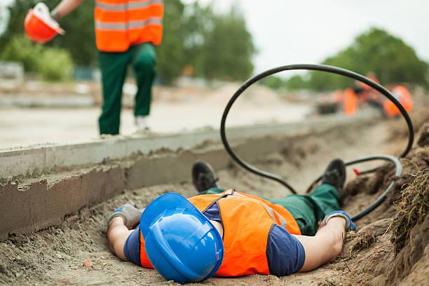 Accident de travail  - Photo