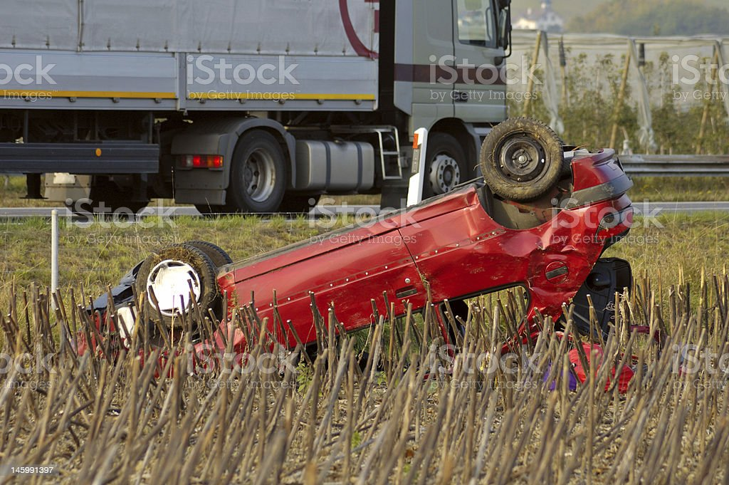 Accidente - foto de stock
