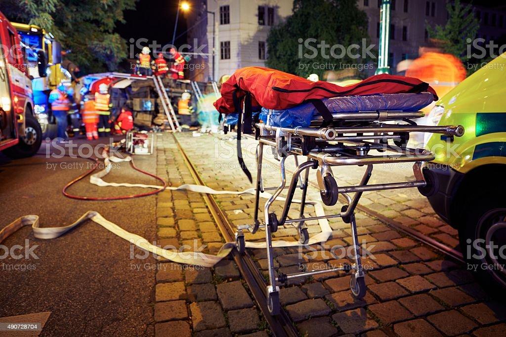 Accidente - Foto de stock de 2015 libre de derechos